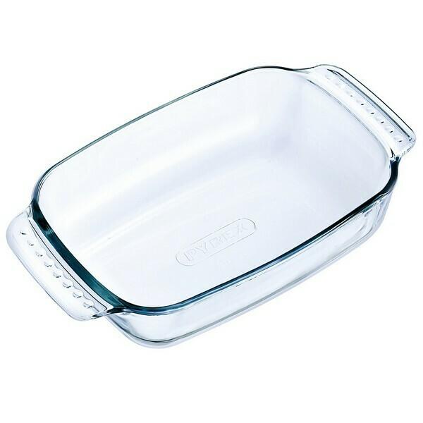 Oven Dish Pyrex Classic Vidrio Transparent Glass (31 x 21 cm)