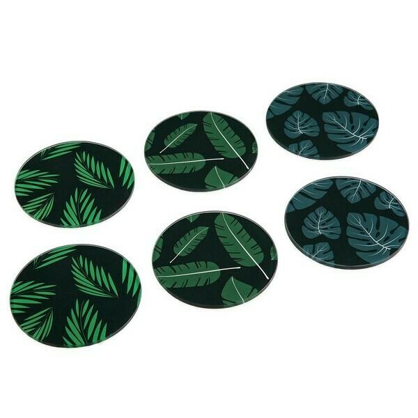 Coasters Crystal Sheets