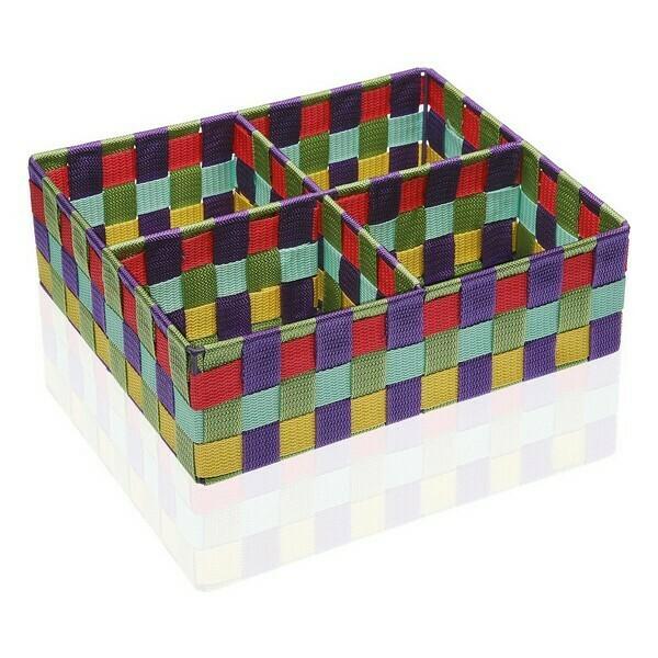 Box with compartments Giardino Textile