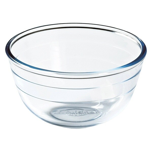 Mixing Bowl Ô Cuisine O Transparent Glass