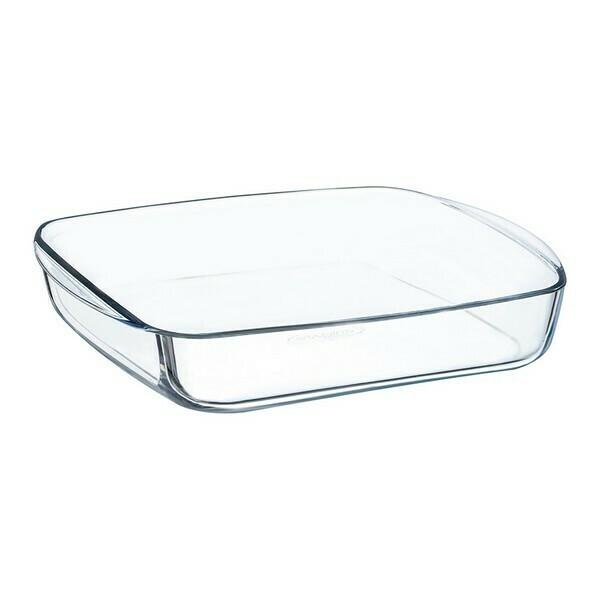 Oven Dish Ô Cuisine Glass (25 x 22 cm)