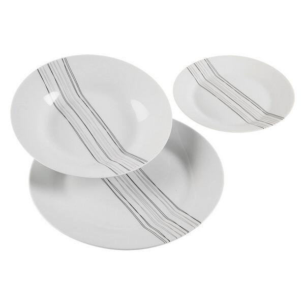 Dinnerware Set Nima Porcelain (18 Pieces)