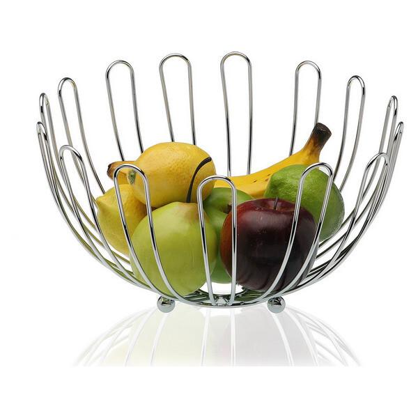 Fruit Bowl Metal (18 cm)