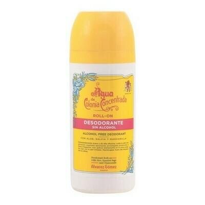 Roll-On Deodorant Agua De Colonia Alvarez Gomez (75 ml)