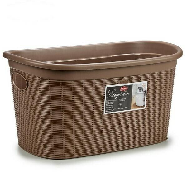 Laundry Basket (35 L) (37 x 27 x 57,5 cm)