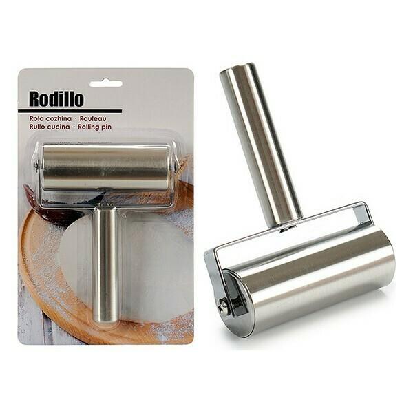 Rolling Pin Steel (5 x 26,5 x 17 cm)
