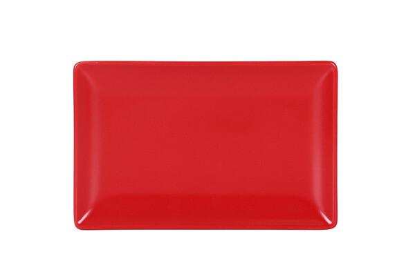 Tray Ming II Rectangular Red