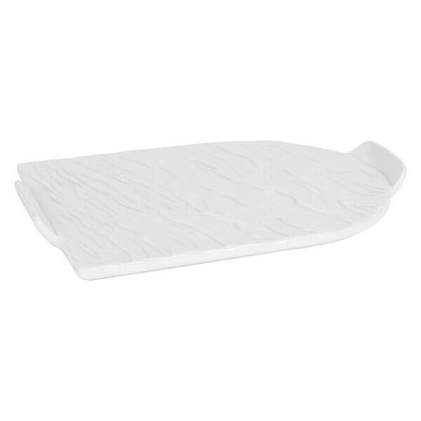 Fountain Rectangular Board White