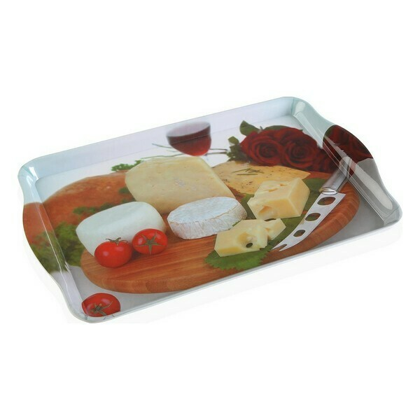 Tray Cheese Melamin (30,5 x 3,5 x 48,5 cm)