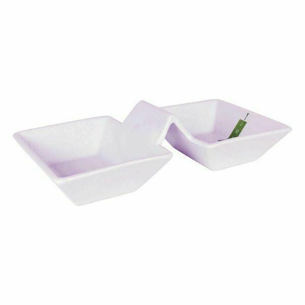 Bowl Yummy White (24,3 x 12,5 x 6 cm)