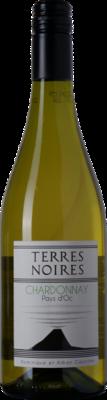 Witte wijn Frankerijk / Domaine Terres Noires IGP d´Oc Chardonnay uit 2019
