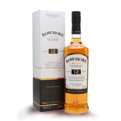 WHISKY BOWMORE 12 ANNI SINGLE MALT
