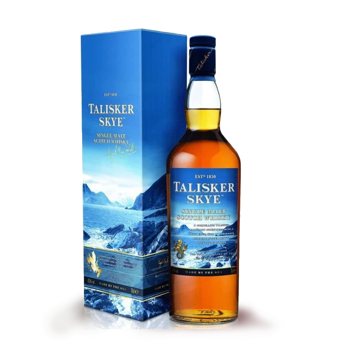 WHISKY TALISKER SKYE SINGLE MALT