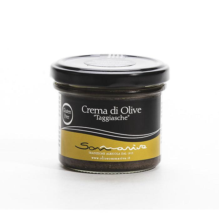 CREMA DI OLIVE TAGGIASCHE 100 gr