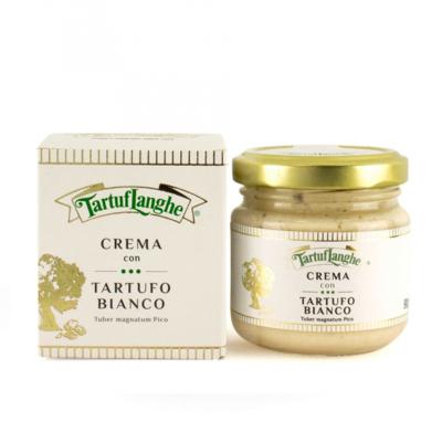 CREMA CON TARTUFO BIANCO 7.5% 90 gr