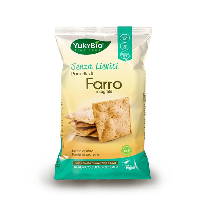 PANCRIK DI FARRO INTEGRALE 200 gr