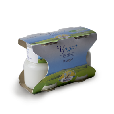 YOGURT BIOLOGICO - NATURALE MAGRO