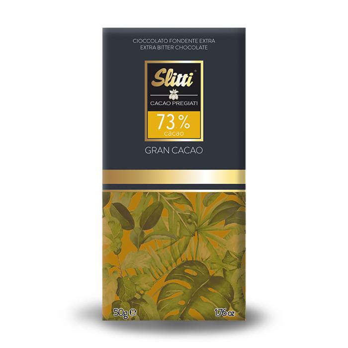 TAVOLETTA GRAN CACAO 73% 100 gr