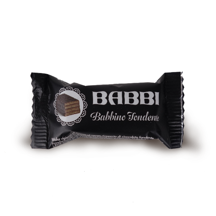 WAFER BABBINO FONDENTE 10 gr