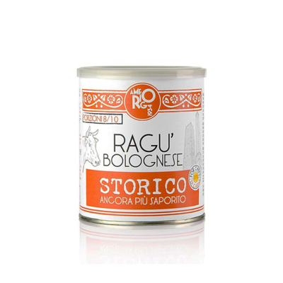 RAGU' STORICO ALLA BOLOGNESE 800 gr
