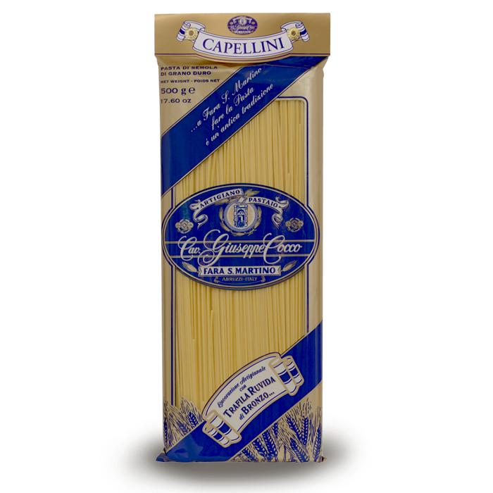CAPPELLINI COCCO  500 gr