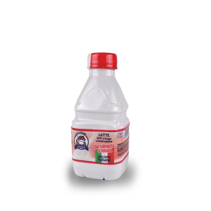 LATTE PARZIALMENTE SCREMATO UHT 500 ml