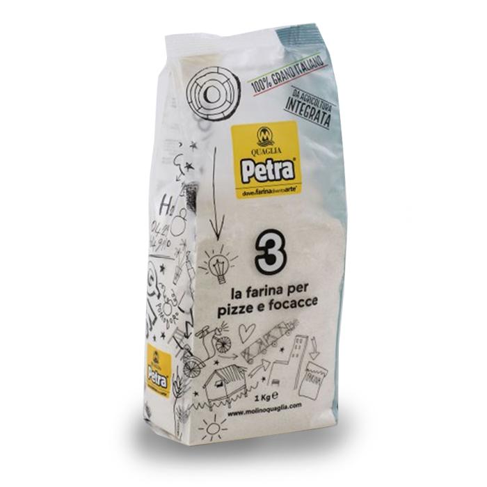 FARINA PETRA 3 - 1 kg