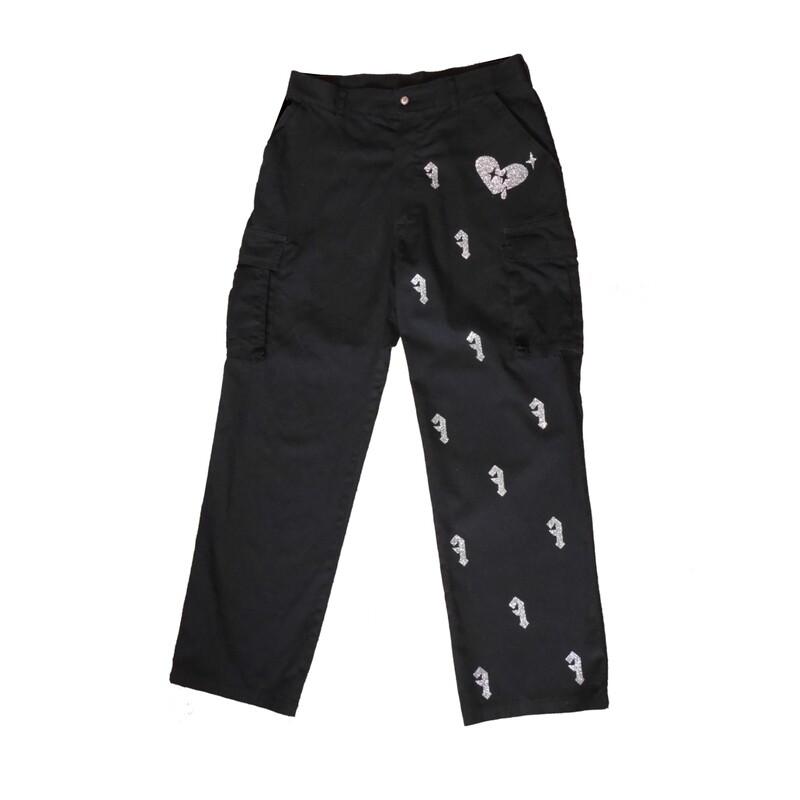 Monogram Love Pants