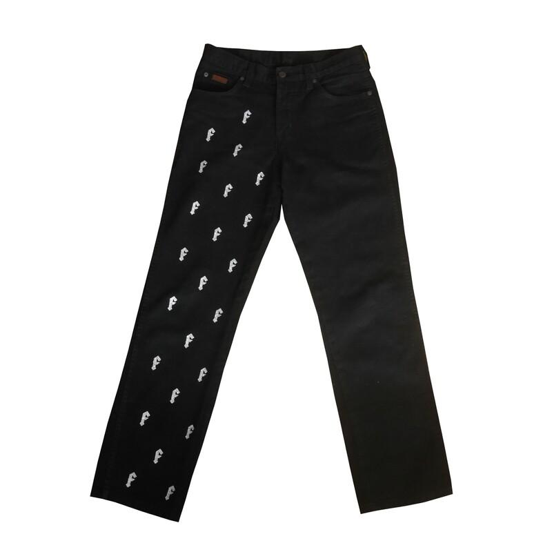 Monogram Pants