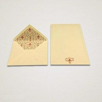Carta da lettere GIGLIO
