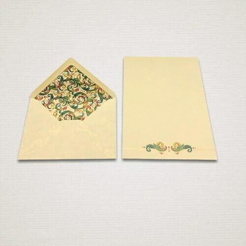 Carta da lettere SIGNORIA