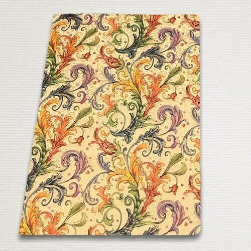 Quaderno con taglio oro ALLEGRO