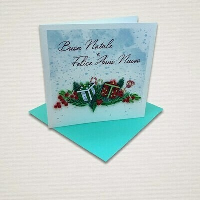 Christmas card DONI NATALIZI