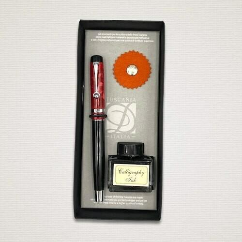 Penna stilografica ROSSA
