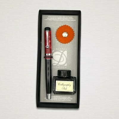 Fountain pen RED