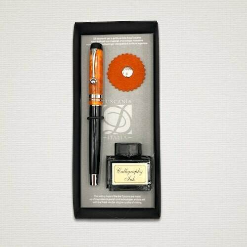 Fountain pen ARANCIONE