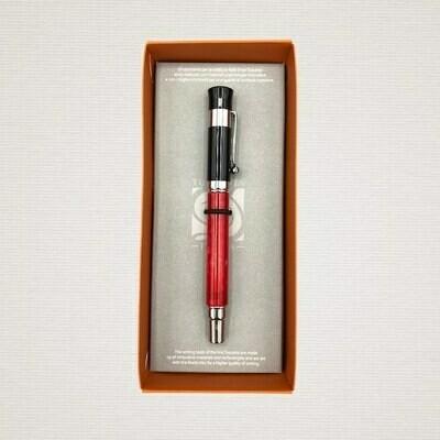 Ink Roller pen RED A