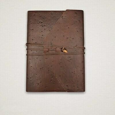 Diary MEDIEVALE dark brown