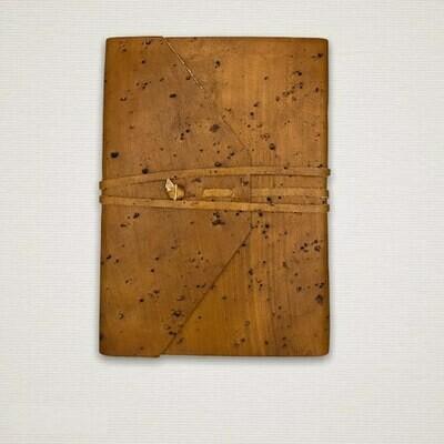 Diary MEDIEVALE light brown