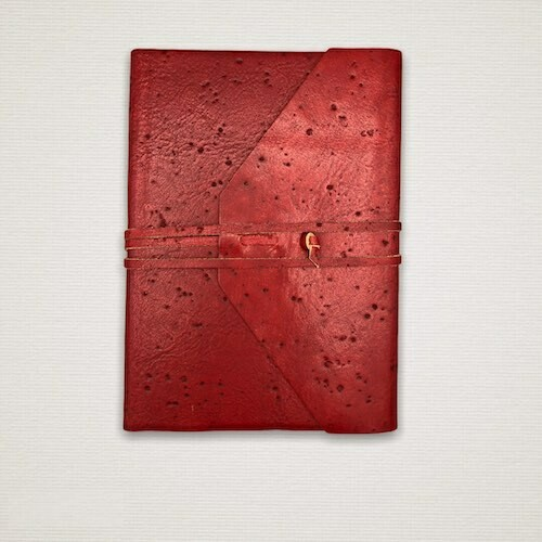 Diary MEDIEVALE red