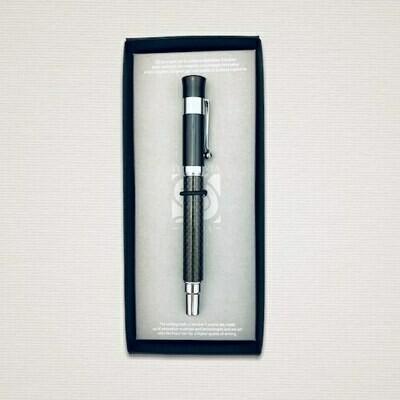 Roller pen CARBON BLACK