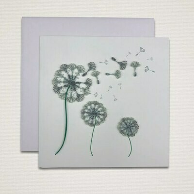 Greeting card 'SOFFIONI'