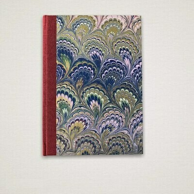 Diary Marmo multicolor