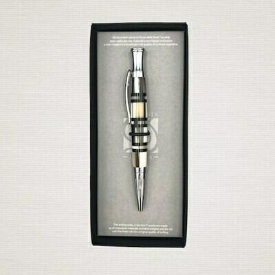 Ballpoint pen BLACK and WHITE