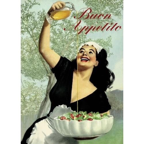 Poster BUON APPETITO
