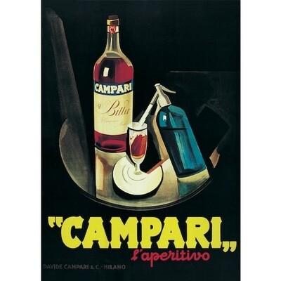 Poster CAMPARI