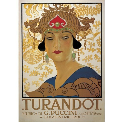 Poster TURANDOT