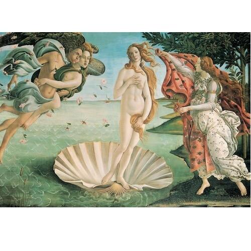 Poster VENUS of BOTTICELLI