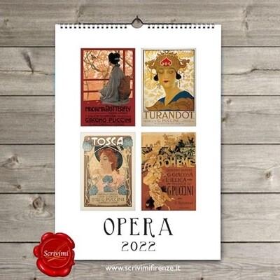 Calendar OPERA
