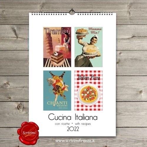 Calendario CUCINA ITALIANA